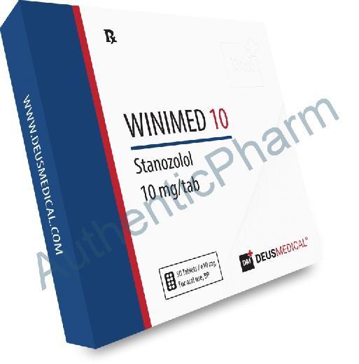 Buy Steroids Online - Buy WINIMED 10 (Stanozolol) - DEUS MEDICAL