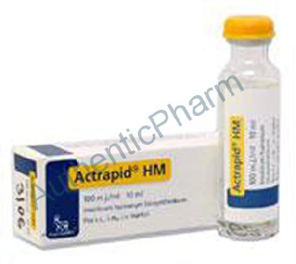 Buy Steroids Online - Buy Actrapid - Insulins & Biguanides