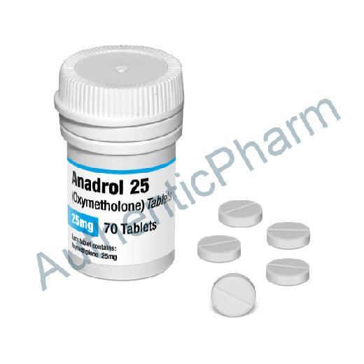 Buy Steroids Online - Buy Anadrol 25 (Oxymetholone) - Biomex Labs