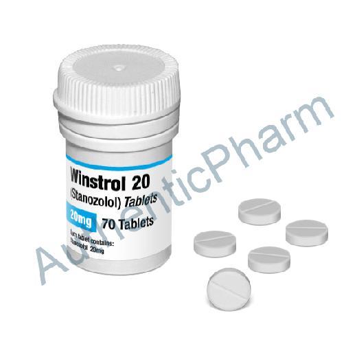 Buy Steroids Online - Buy Winstrol 20 (Stanozolol) - Biomex Labs