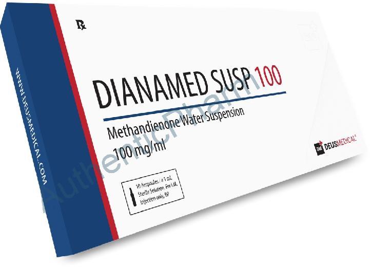 Buy Steroids Online - Buy DIANAMED SUSPENSION 100 (Methandienone Water Suspension) - DEUS MEDICAL
