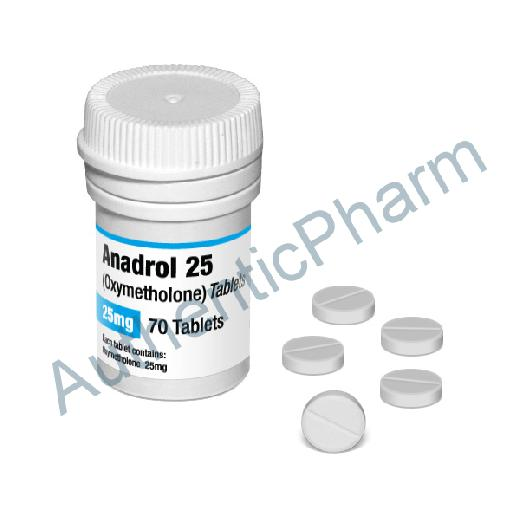Buy Steroids Online - Buy Anadrol 25 (Oxymetholone) - Biomex Labs