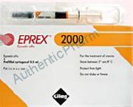 Buy Steroids Online - Buy Eprex (EPO) 2.000 IU - Janssen-Cilag