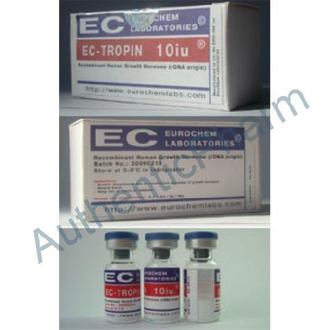 Buy Steroids Online - Buy EC-TROPIN   (HGH)  10iu /vial  2ml vial - eurochem labs