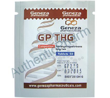 Buy Steroids Online - Buy GP THG - Geneza Pharmaceuticals