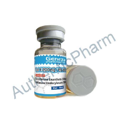 Buy Steroids Online - Buy Test E 200mg / EQ 200mg - Geneza Pharmaceuticals