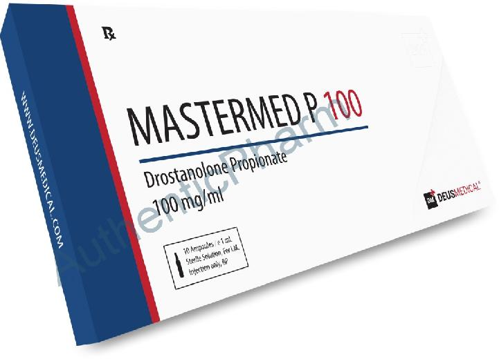 Buy Steroids Online - Buy MASTERMED P 100 (Drostanolone Propionate) - DEUS MEDICAL