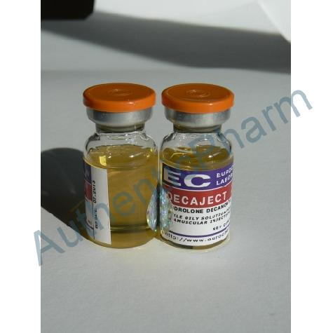 Buy Steroids Online - Buy DECAJECT   200mg/ml 5ml vial - eurochem labs