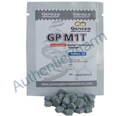 Buy Steroids Online - Buy GP M1T - Geneza Pharmaceuticals