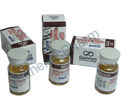 Buy Steroids Online - Buy GP Tren Enanth 200 - Geneza Pharmaceuticals