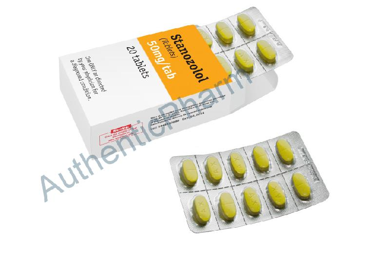 Buy Steroids Online - Buy Stanozolol 50mg - Accordo RX