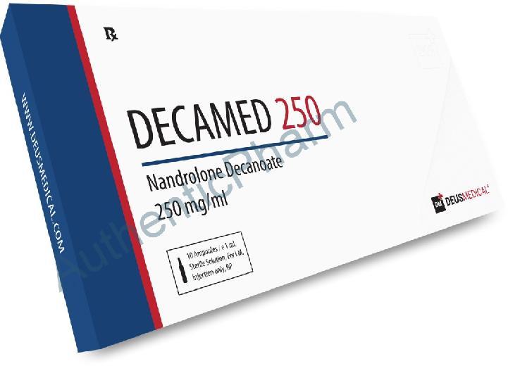 Buy Steroids Online - Buy DECAMED 250 (Nandrolone Decanoate) - DEUS MEDICAL
