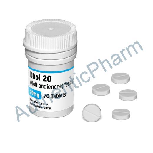 Buy Steroids Online - Buy Dbol 20 (Methandienone) - Biomex Labs