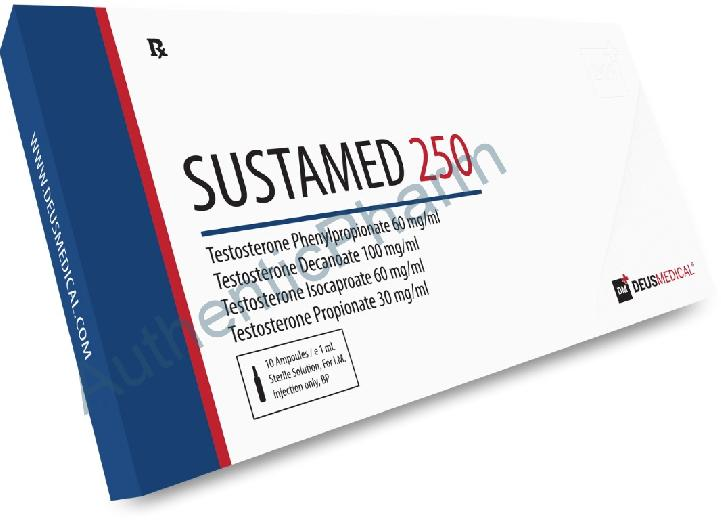 Buy Steroids Online - Buy SUSTAMED 250 (Sustanon) - DEUS MEDICAL