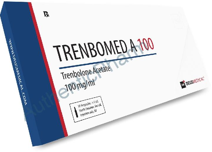 Buy Steroids Online - Buy TRENBOMED A 100 (Trenbolone Acetate) - DEUS MEDICAL