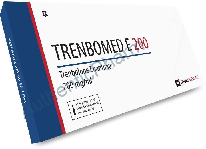Buy Steroids Online - Buy TRENBOMED E 200 (Trenbolone Enanthate) - DEUS MEDICAL