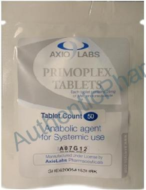 Buy Steroids Online - Buy Primoplex 25 - axiolabs supplier