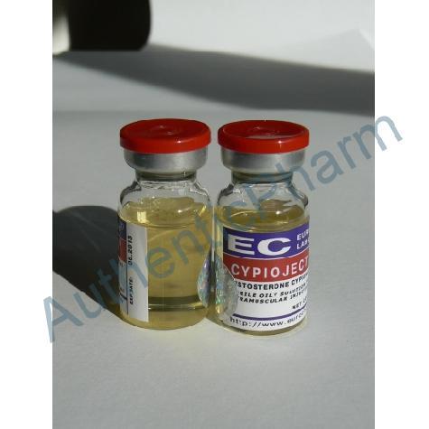 Buy Steroids Online - Buy CYPIOJECT   200mg/ml 5ml vial - eurochem labs
