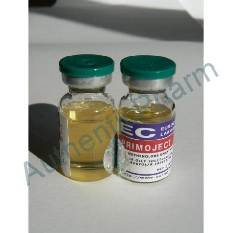 Buy Steroids Online - Buy PRIMOJECT   100mg/ml 5ml vial - eurochem labs