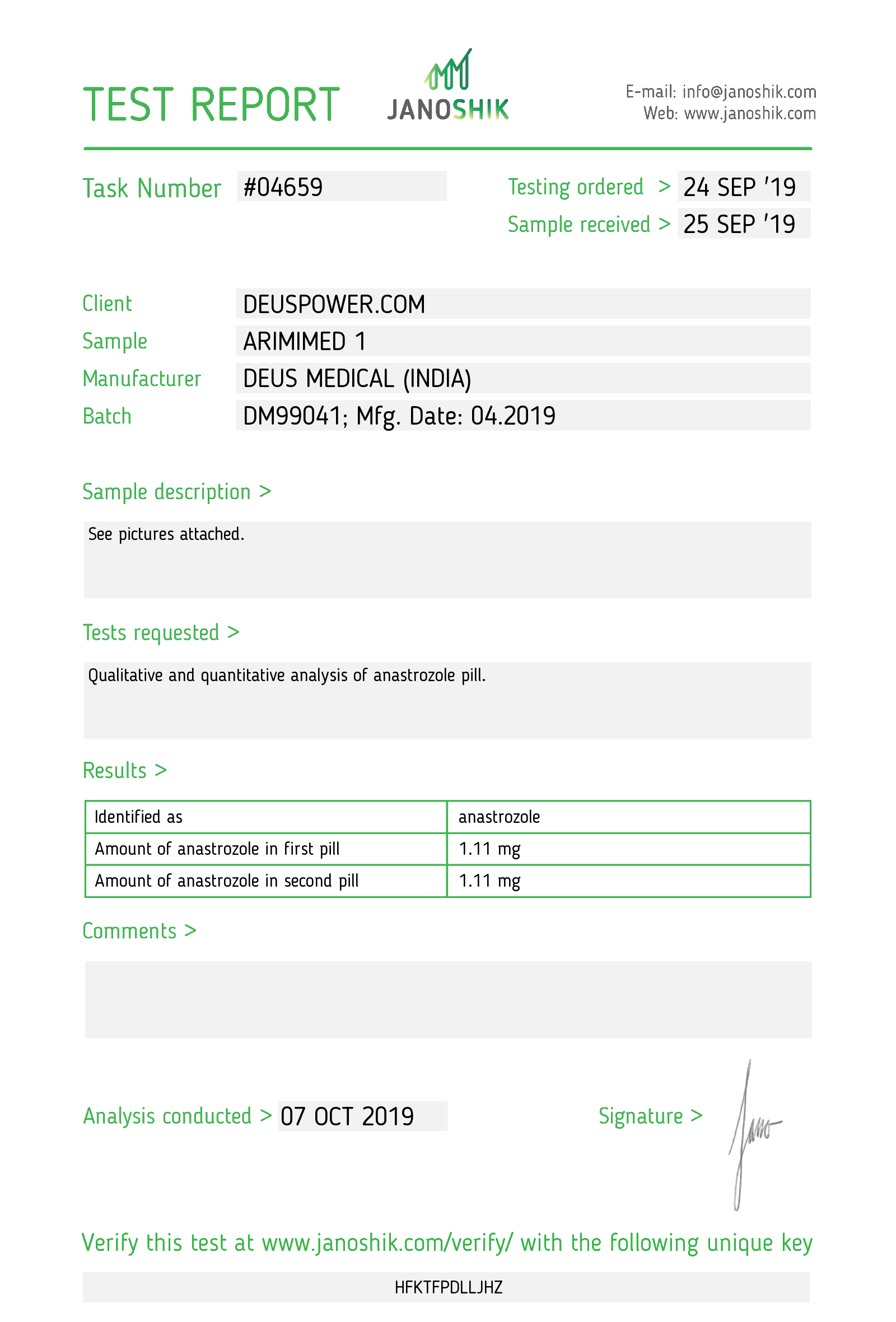 Laboratory Test for Deus Medical ARIMIMED 1_Test Report.png