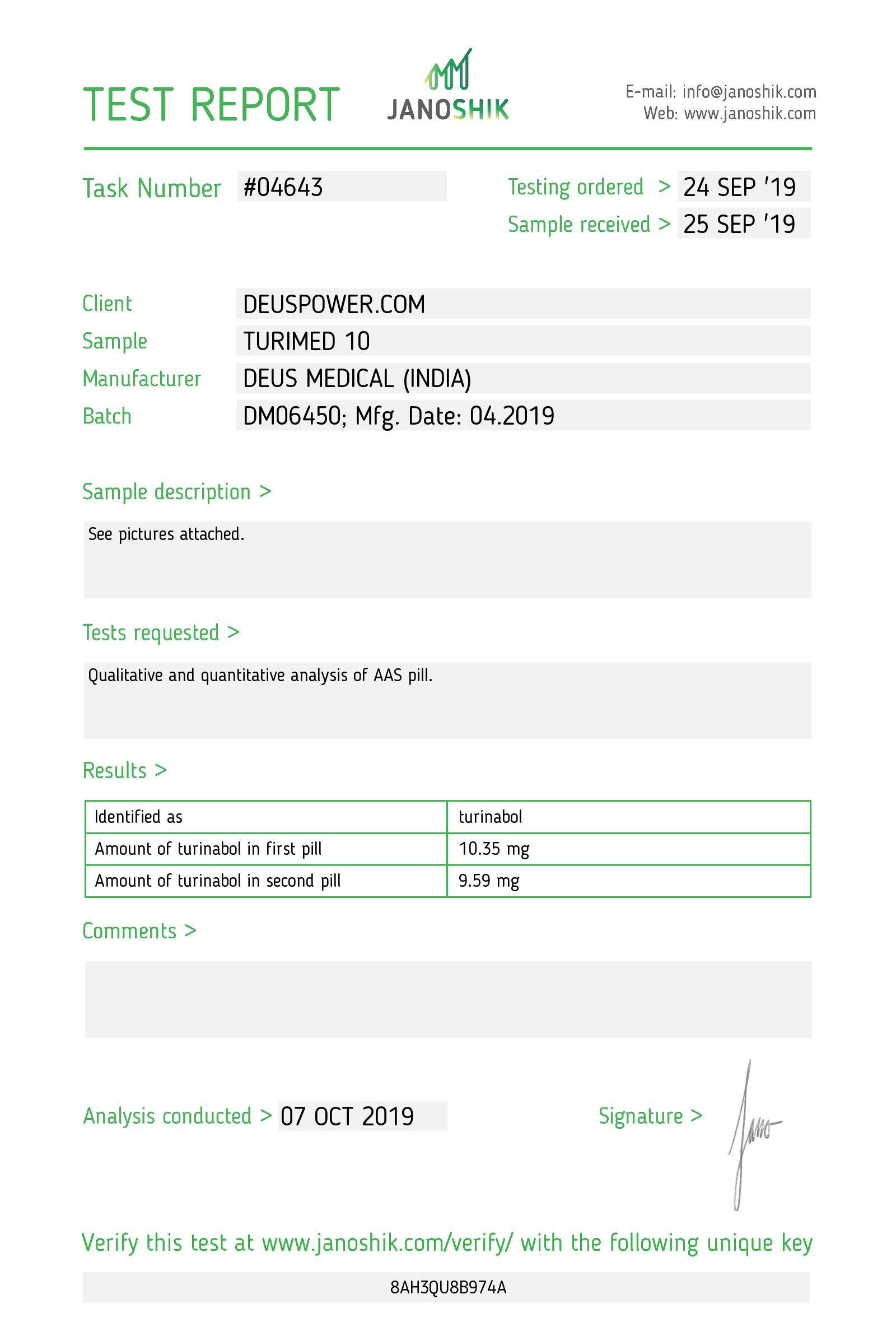 Laboratory Test for Deus Medical TURIMED 10_Test Report.png