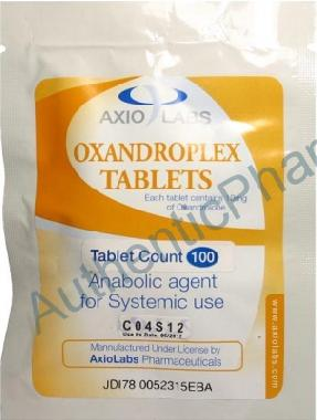 Buy Steroids Online - Buy Oxandroplex - axiolabs supplier