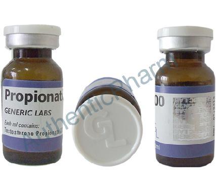 Buy Steroids Online - Buy Propionate 100 - Generic Labs