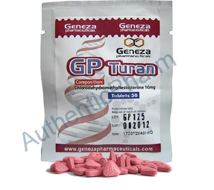 Buy Steroids Online - Buy GP Turan (Turinabol) - Geneza Pharmaceuticals